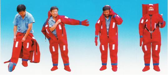 Products Insulated Immersion Suit